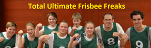 Total Ultimate Frisbee Freaks